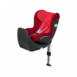 Silla auto 0+/1 Vaya I-size cherry red