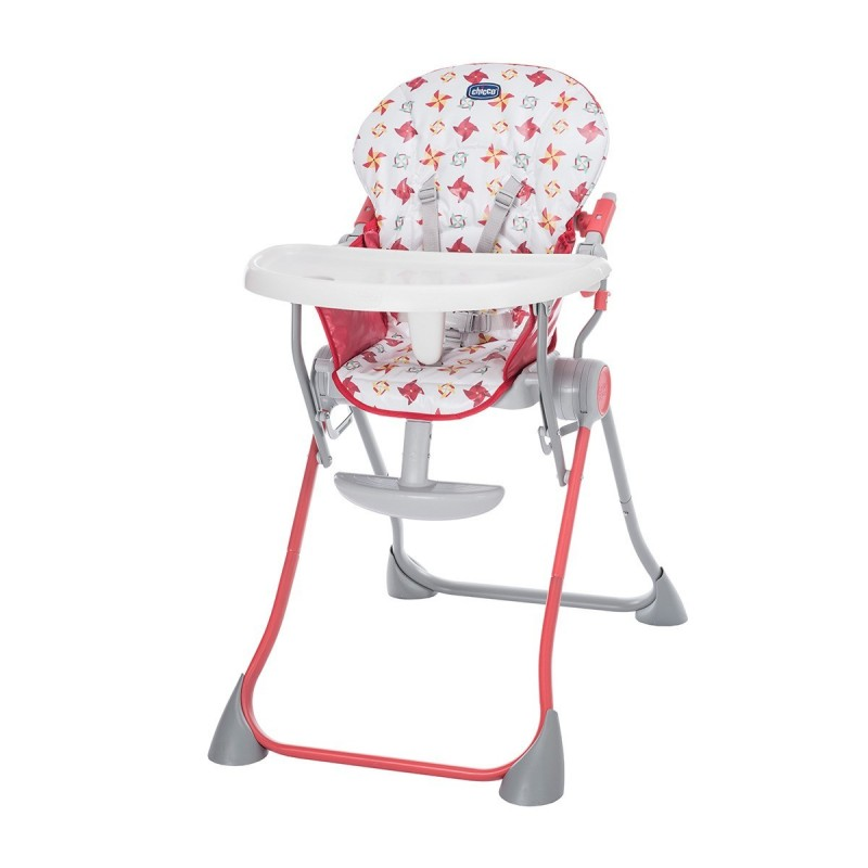 Trona Chicco Pocket Meal red