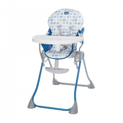 Trona Chicco Pocket Meal blue