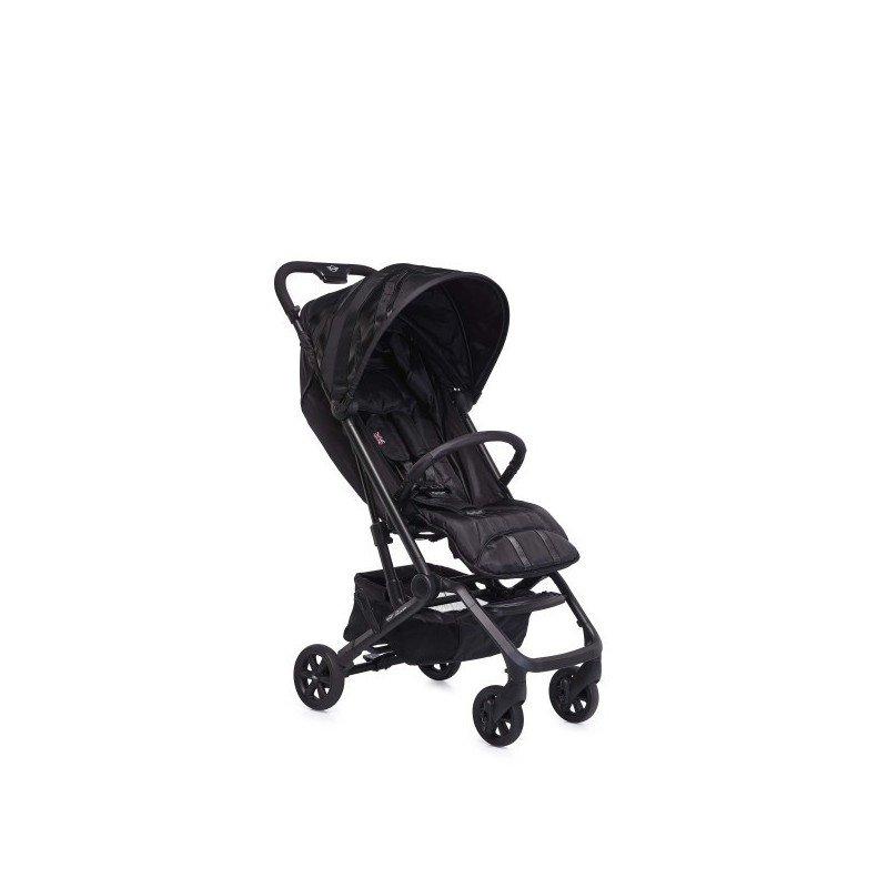 Silla de paseo MIni Buggy XS Luxury black