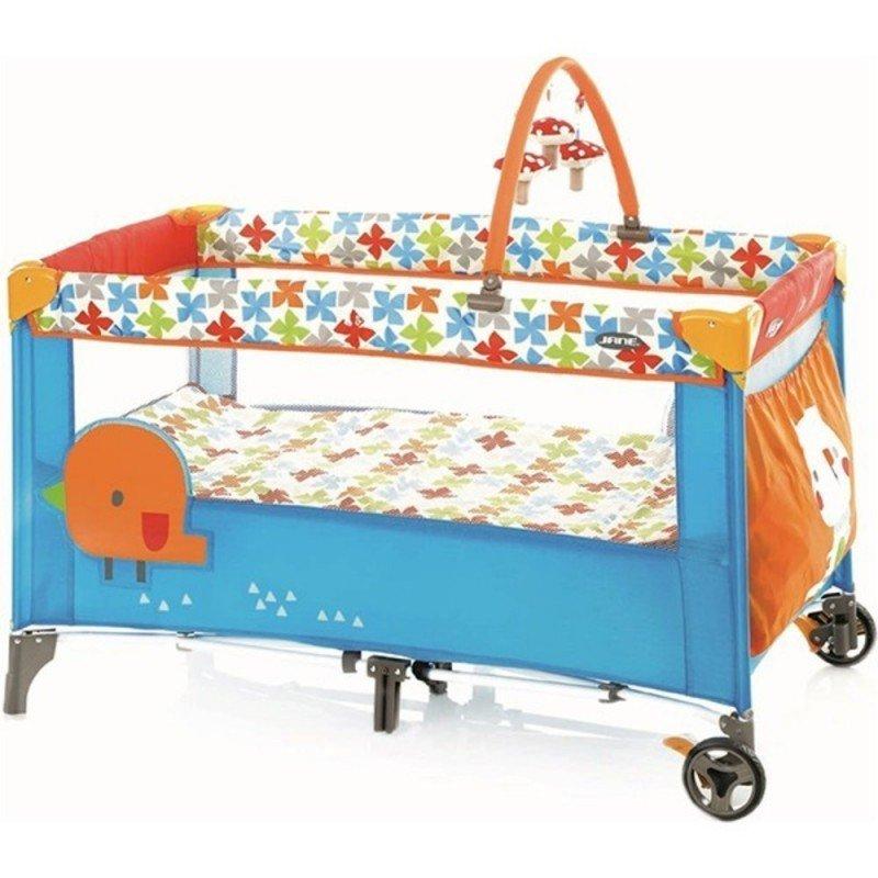 Cuna de viaje Jane DUO LEVEL Toys T02