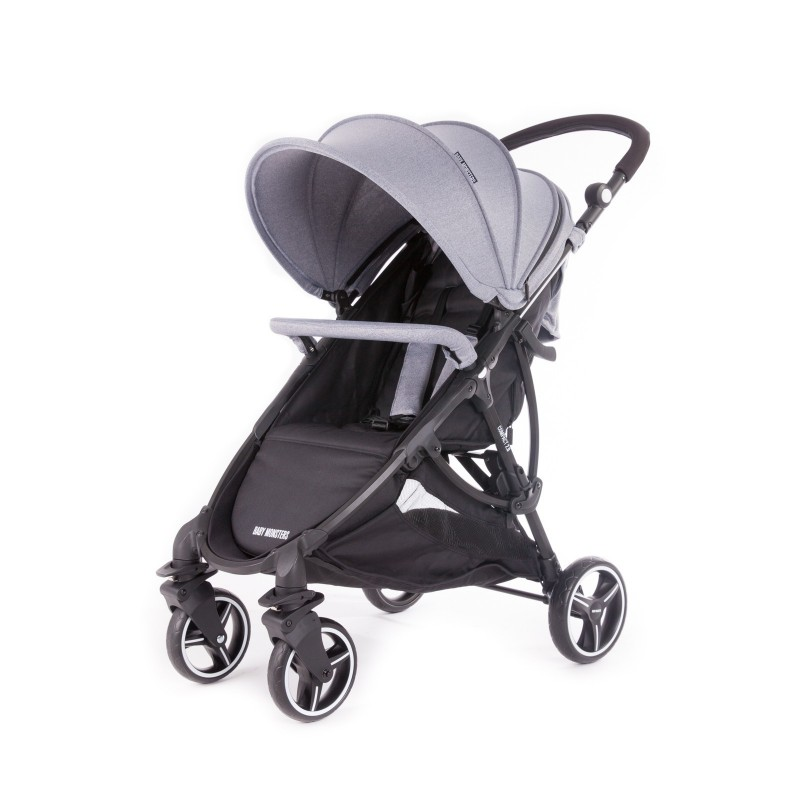nueva Compact 2018 Plata BabyMonster
