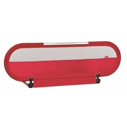 Barrera de cama Side Light roja con Led