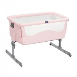Cuna Next 2 Me French Rose de Chicco