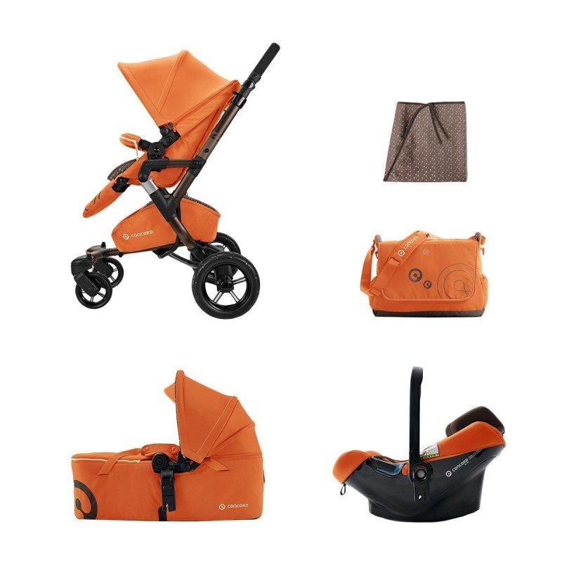 Trio Neo Air Concord Mobility Naranja