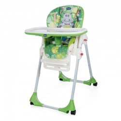 Trona CHICCO POLLY EASY Jungle green