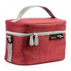 Bolsa térmica portaalimentos Tess RED