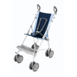 Silla MAJOR ELITE MACLAREN soft blue/navy