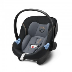 Aton M i-Size cybex Black Dark Grey