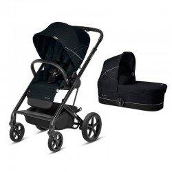 coche silla Balios S lavastone black