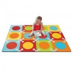 alfombra de actividades skip hop play spot bold