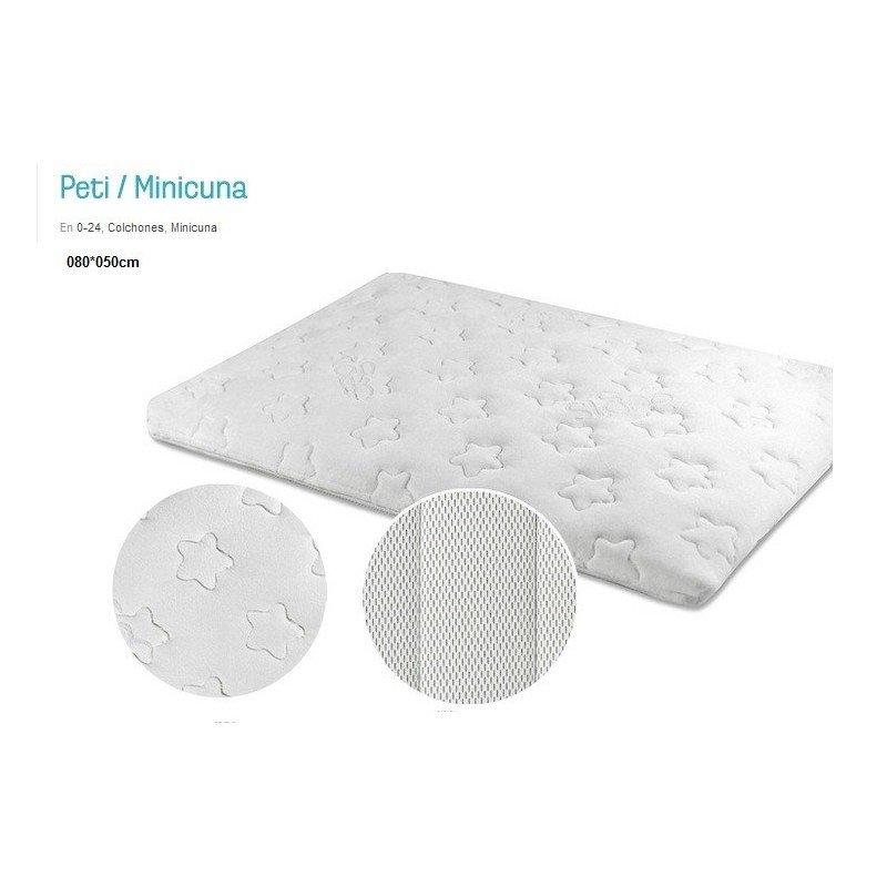 Colchón Peti Minicuna 050*080 de Ecus