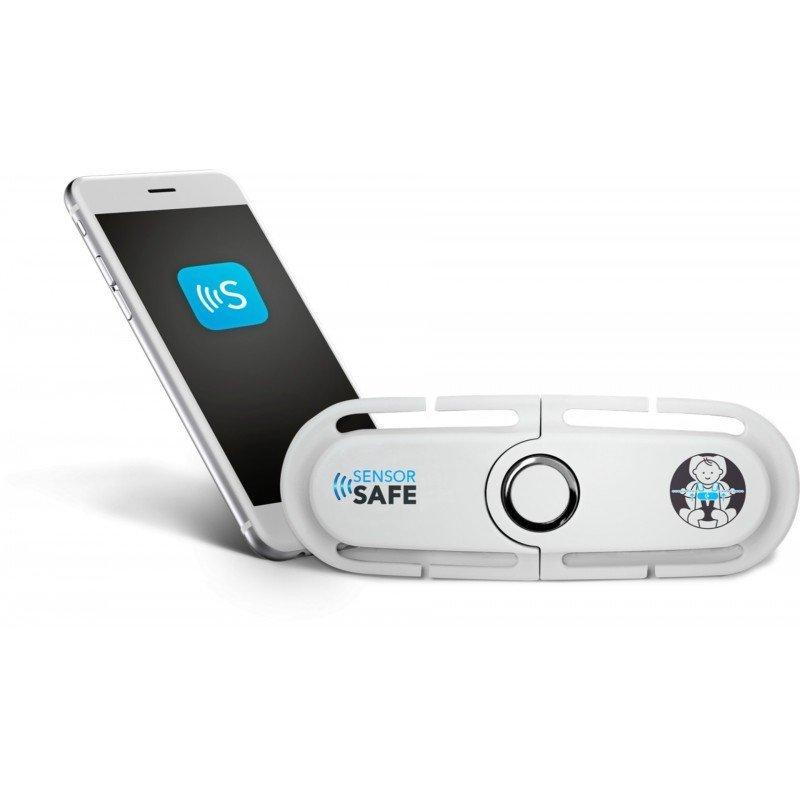 Cybex The Sensorsafe safety technology