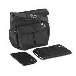 Bolso Mama Bag Black Black