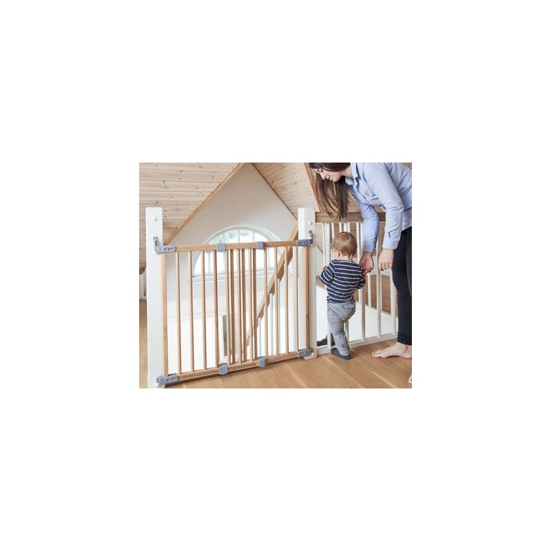 Barreras d puerta para bebés -  Bambino