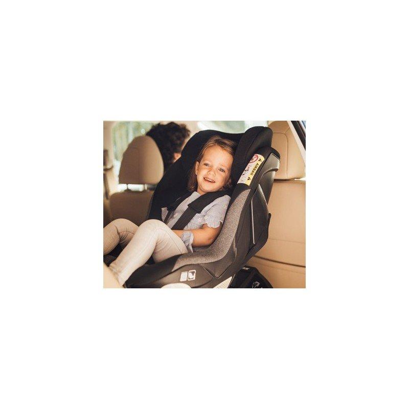 Sillas de coche con isofix para una mayor seguridad para nuestro peque